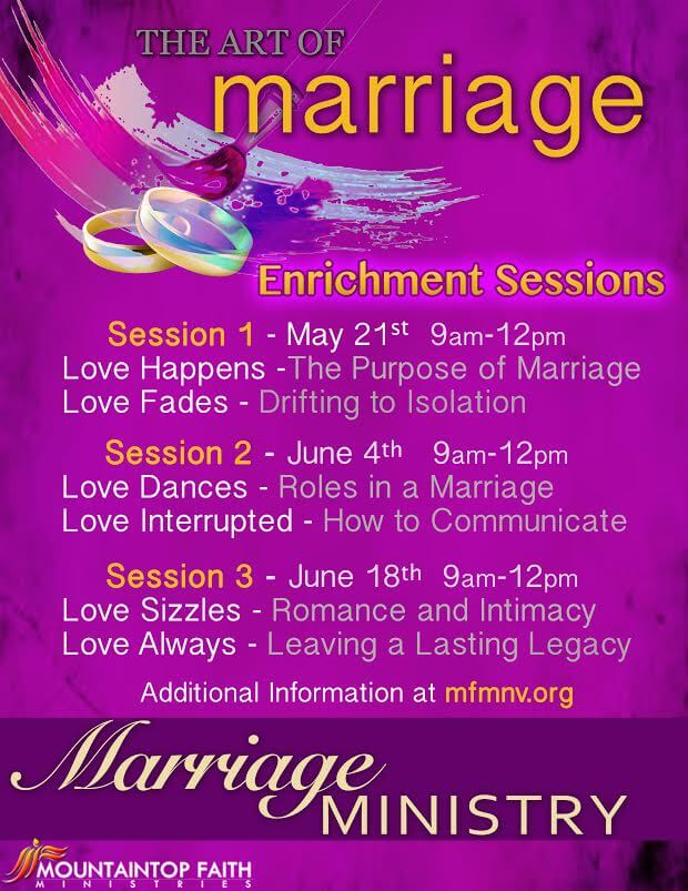 marriage enrichment session