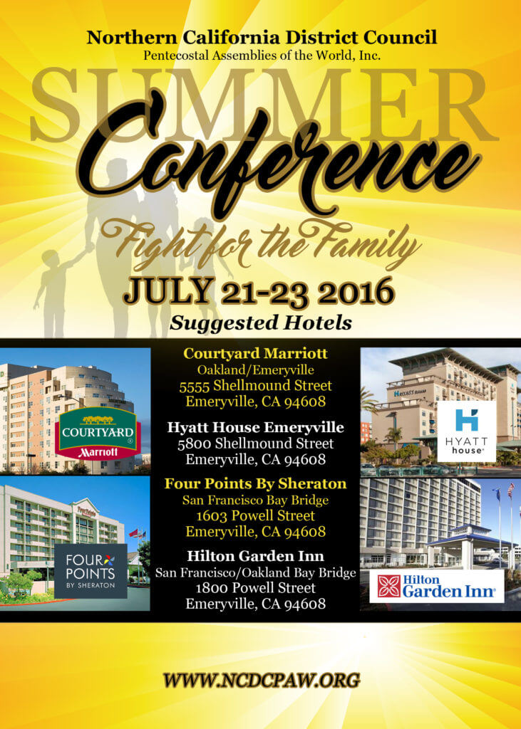 ncdc summer conference