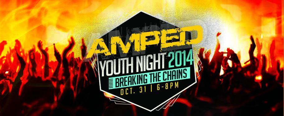 AMPED; Youth Night 2014