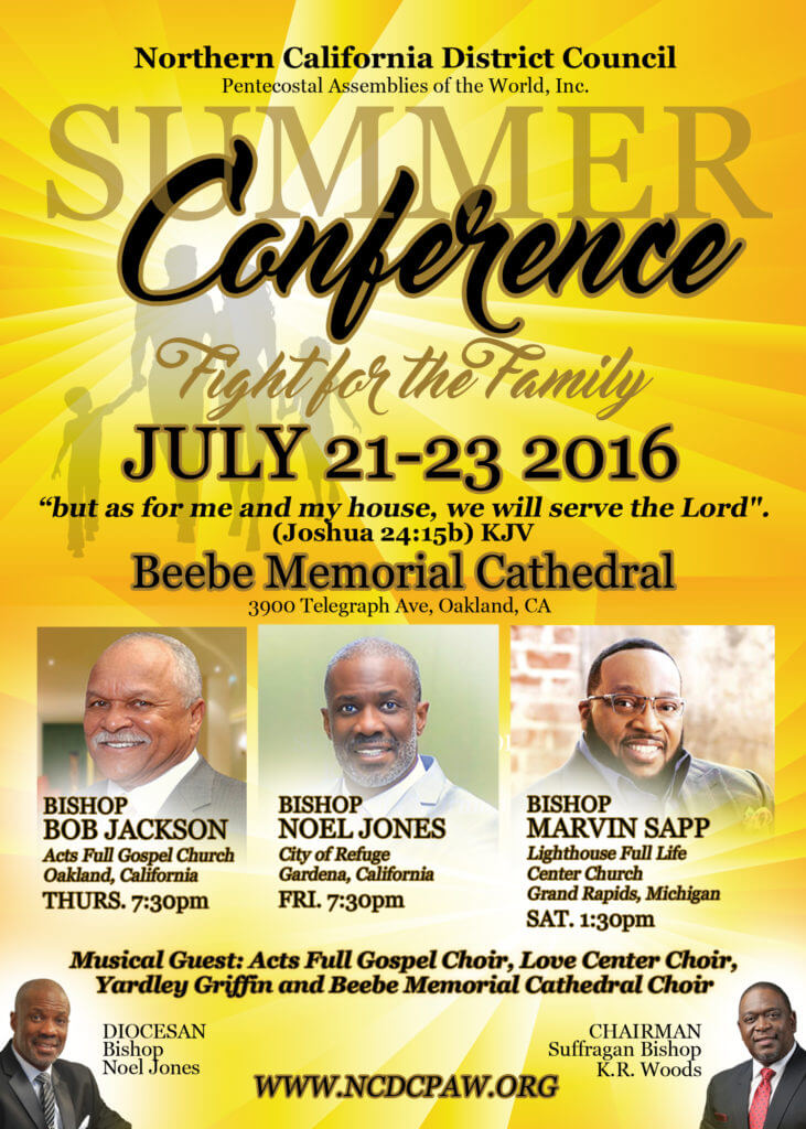 ncdc summer conference back